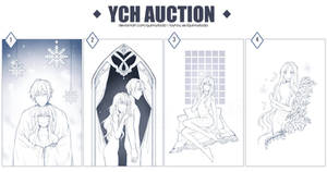 [YCH Auction] #102 - 105 [OPEN] *Edit Price*