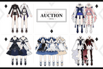 [Adopt Auction] Outfits 70 [ CLOSE ]