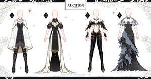 [Adopt Auction] Outfits 98 [ CLOSE ]