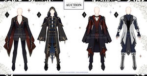 [Adopt Auction] Outfits 99 [ CLOSE ]