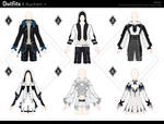 [Adopt Auction] Outfits 117 [CLOSE]