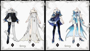 [Adopt Auction] Outfits 120 [CLOSE]