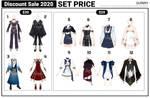 Discount Sale 2020 [CLOSE]