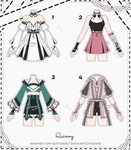 [Adopt Auction] Outfits 122 [CLOSE]