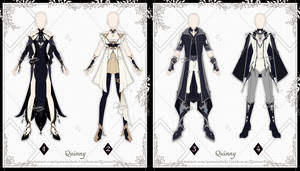 [Adopt Auction] Outfits 125 [CLOSE]
