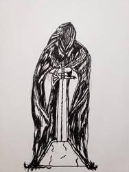 Inktober scribbles 2