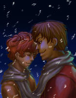 Something about us by MICHELANGELO12