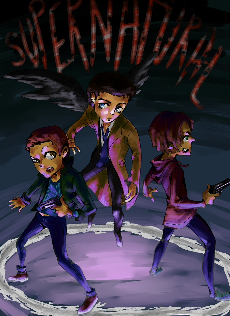 SUPERNATURAL by MICHELANGELO12
