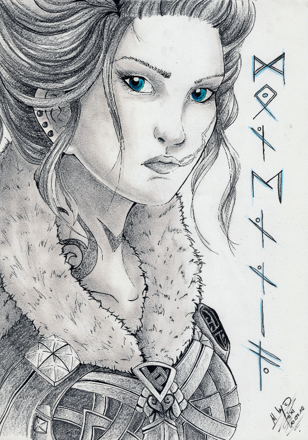 . :: Monennia Yrsadottir:: . by Silverlize