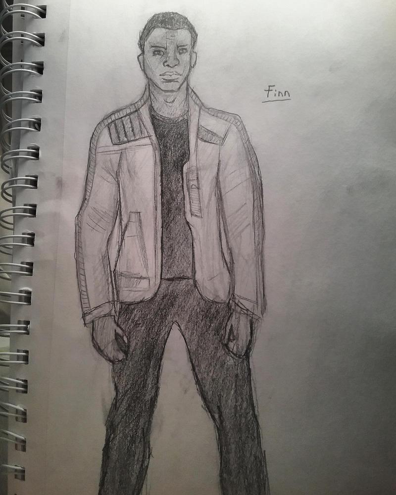 Finn Sketch by Kovecs