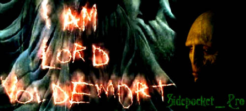 I Am Lord Voldemort - Sig