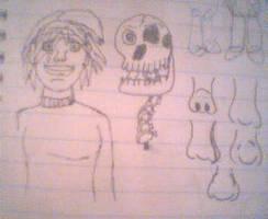 Random Sketches - LowRez