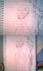 Voldermort Sketch - LowRez