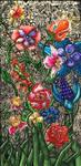Tribal Flowers by Ethan-Cruz