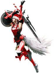 Santa Lightning Valkyrie by pokemaniac34