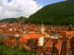 Brasov up view