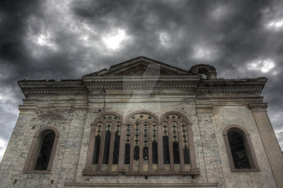 The Gotic Church by PhotoSir