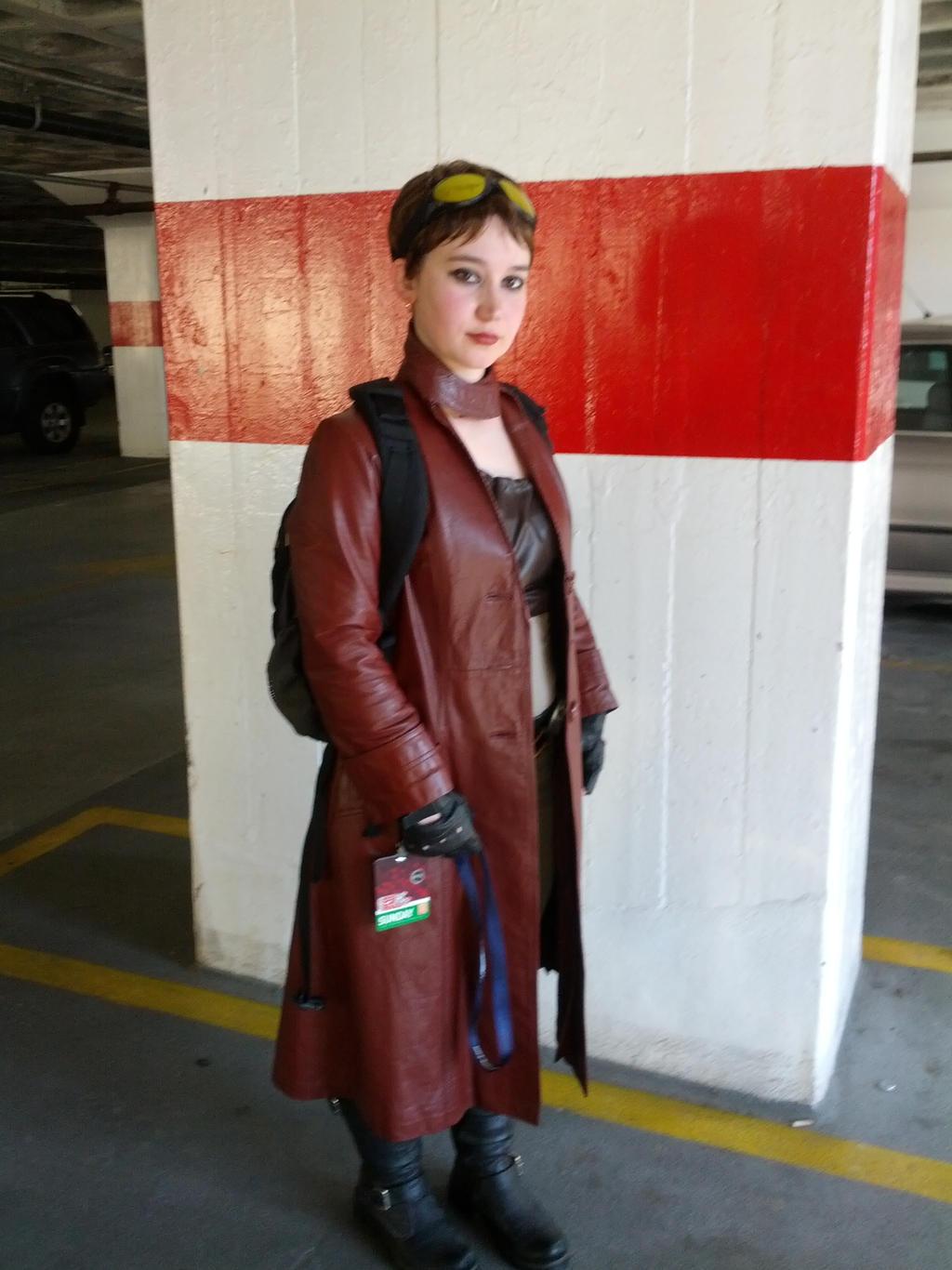 Borderlands 2 Patricia Tannis Cosplay By Suicidalpete On Deviantart