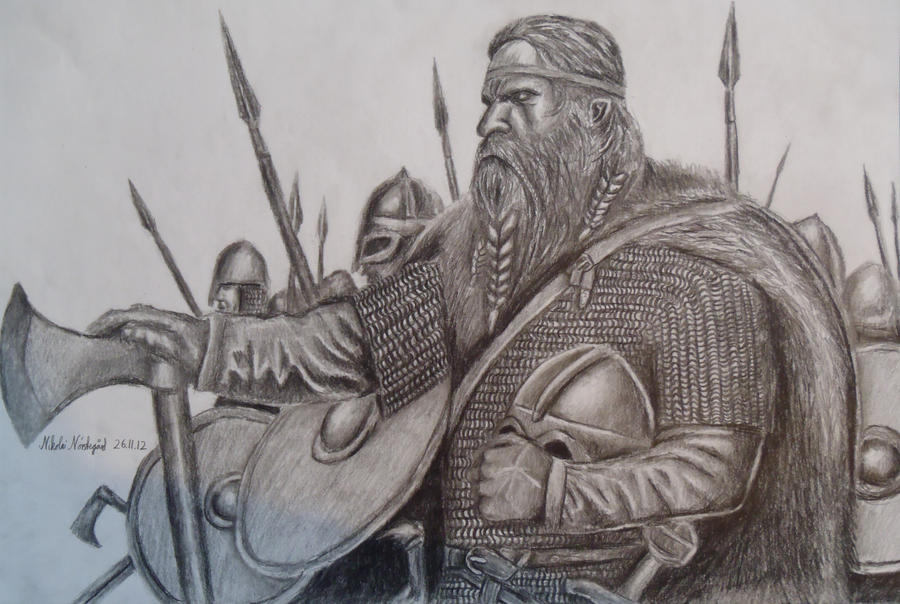 Gallery For gt Norwegian Viking Drawing