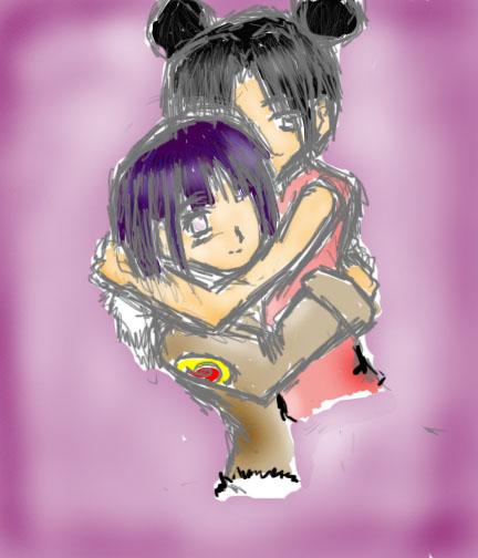 Comfort In Your Embrace by Setsuna-Sakurazaki
