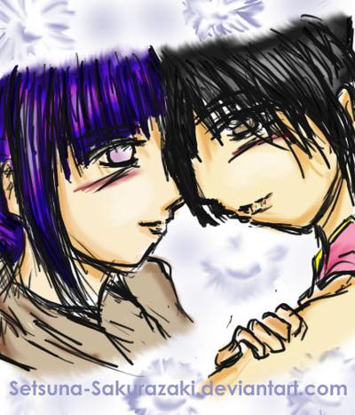 Your Comforting Gaze... by Setsuna-Sakurazaki