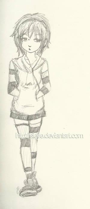 random avi sketch