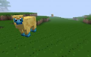 Mareep - Minecraft by gisamer