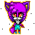 Keno Pixel icon non-animated by KenotheWolf
