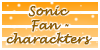 Sonic Fancharackters Group Icon by KenotheWolf
