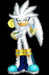 Silver is fabulous by KenotheWolf