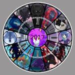 KenotheWolfs Summary of Art 2017 by KenotheWolf