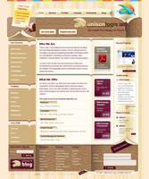 Unison Logix Web Interface by mohsin1983