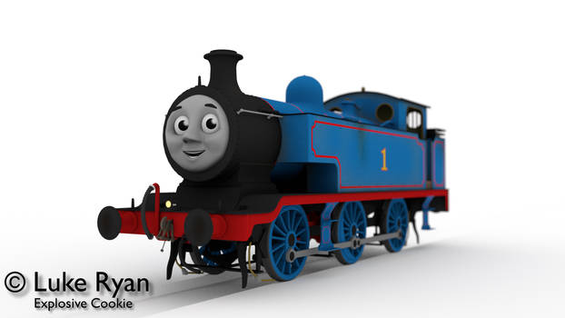 Thomas the Tank Engine, 1920 - 1960 V2