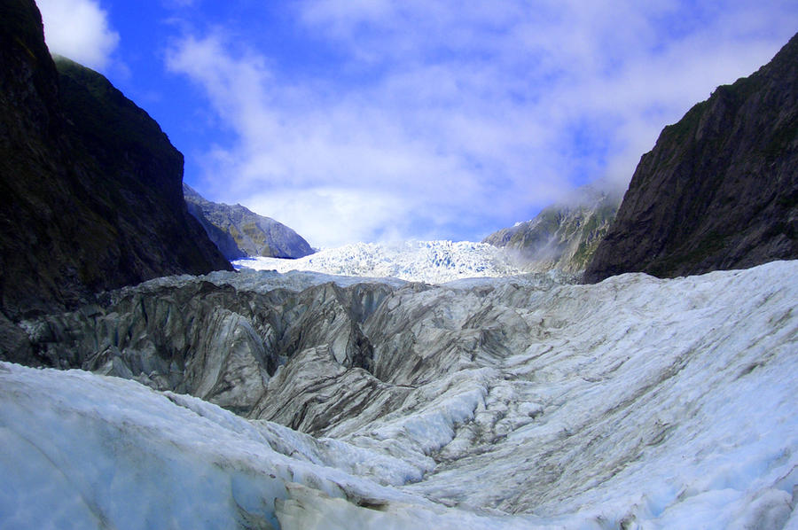 Fox Glacier, New Zealand by M10tje