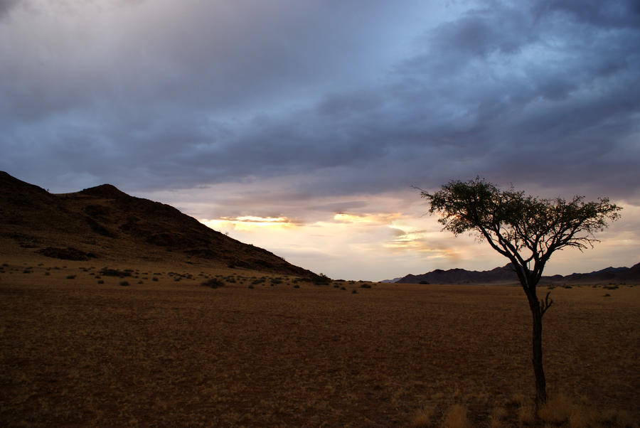 Sossusvlei, Namibia by M10tje