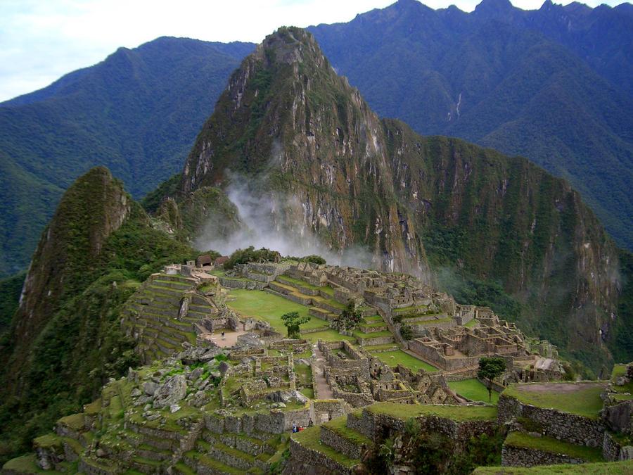 Machu Picchu, Peru by M10tje