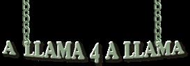 A llama 4 a llama png by M10tje
