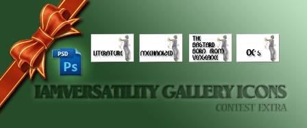 Iamversatility Icons by M10tje
