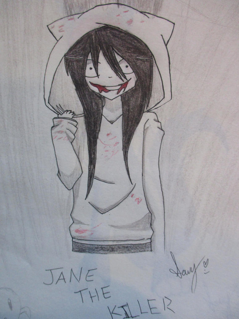 Jane The Killer by SavyNoel