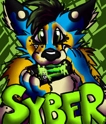 Syber Badge by tyler-gf123