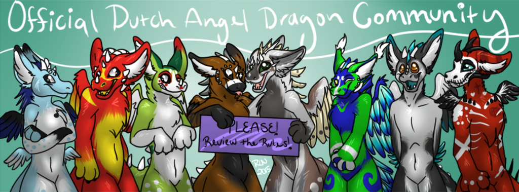 Dutch Angel Dragon Banner by tyler-gf123
