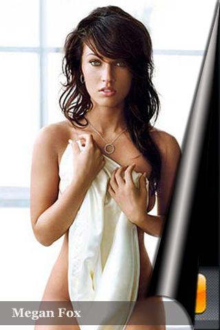Megan Fox - iPhone Wal...