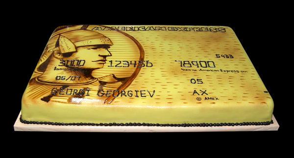 cake-creditcard by azsammaiski