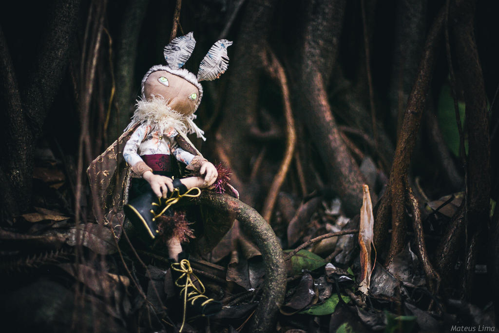 The Moth by NataliaVulpes