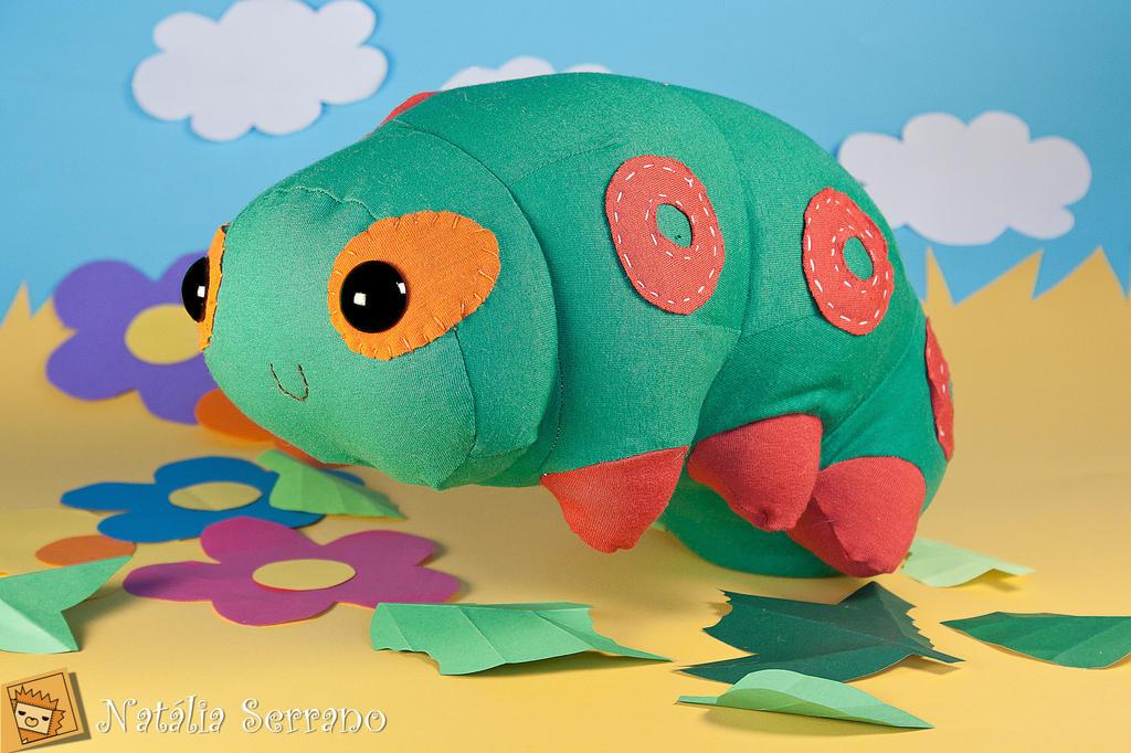 Caterpillar by NataliaVulpes
