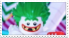 Lego Joker Stamp 1 by comfit