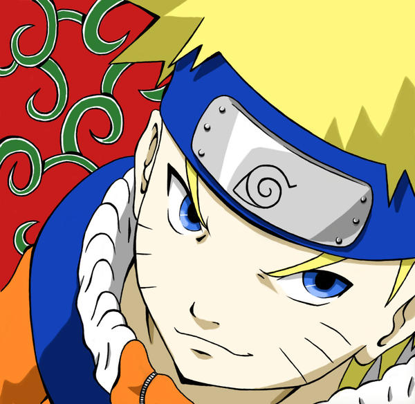 Enter - Uzumaki Naruto by Peace-love-frogs