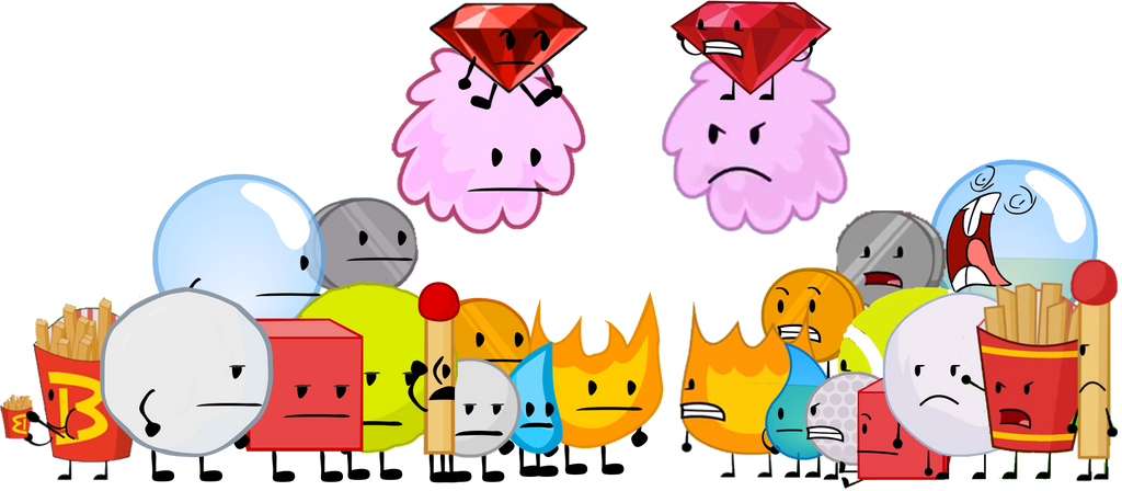 Wow Fanart in addition Oldies Meet The New BFDI A 569262239 also All Grown Up Popular Cartoon Characters Drawn As Adults together with Inanimate Insanity Rankings 3 483742712 likewise Mighty Mouse Cartoon Icons Of American Tv. on old cartoons characters inanimate in