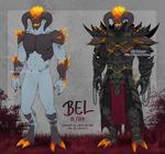 CM - Ref sheet Bel