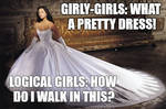 Dress Meme by PioneeringAuthor